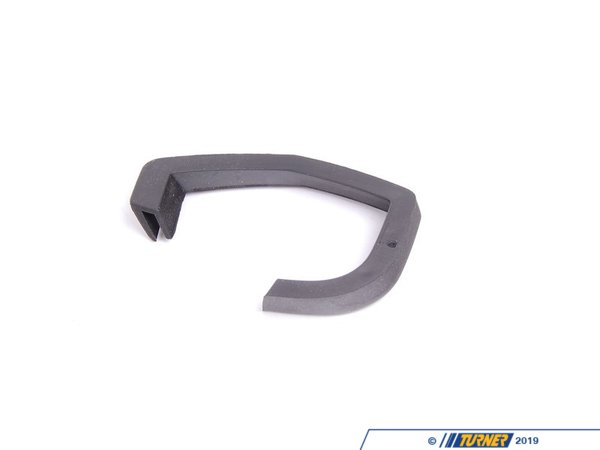 T#181577 - 51437906675 - Genuine BMW End Ring, Left Schwarz - 51437906675 - E85 - Genuine BMW -