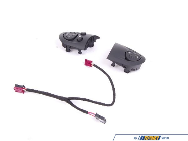 T#56908 - 32309289676 - Genuine Mini Switch, Multifunct. Steering - 32309289676 - Genuine Mini -