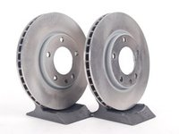 Front Brake Rotors (pair) - E30 M3 Evolution