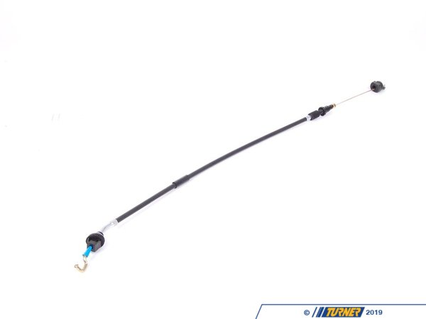 T#64729 - 35411158724 - Genuine BMW Accelerator Bowden Cable L=685 - 35411158724 - E30 - Genuine BMW -