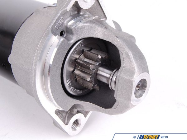 T#14854 - 12417798035 - Genuine BMW Rmfd-Starter Motor - 12417798035 - E70 X5,E90 - Genuine BMW -