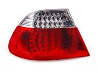 Genuine BMW LED Tail Light - Left - E46 325ci 330ci M3 2004-2006