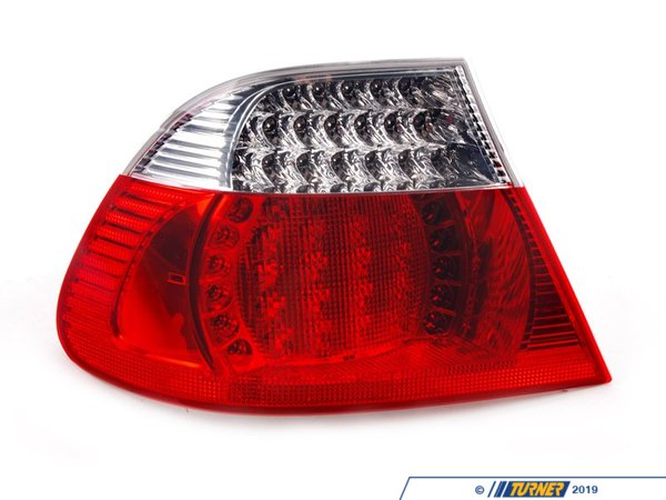 T#21372 - 63216920699 - Genuine BMW LED Tail Light - Left - E46 325ci 330ci M3 2004-2006 - Genuine BMW - BMW