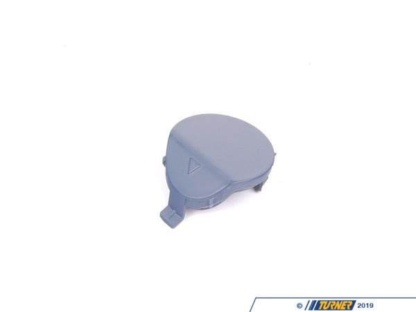 T#78752 - 51127899499 - Genuine BMW Flap, Towing Eye, Primed M - 51127899499 - E63,E63 M6 - Genuine BMW -