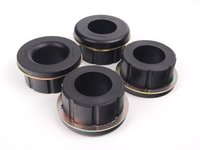 Race Polyurethane Rear Subframe Bushings, Front Position Set - E8X, E9X