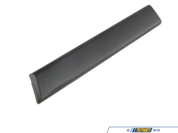 Genuine BMW Genuine BMW Fender belt moulding - right - E36 Coupe & Convertible 51132233686