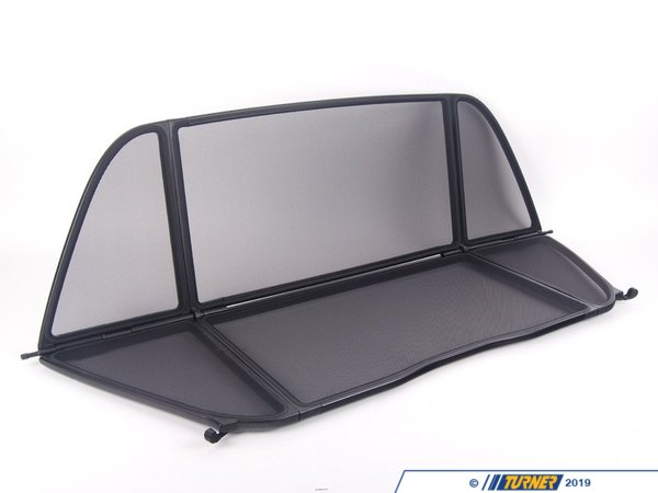 T#16189 - 54317037729 - Convertible Wind Deflector - E46 Convertible Models - Genuine BMW - BMW