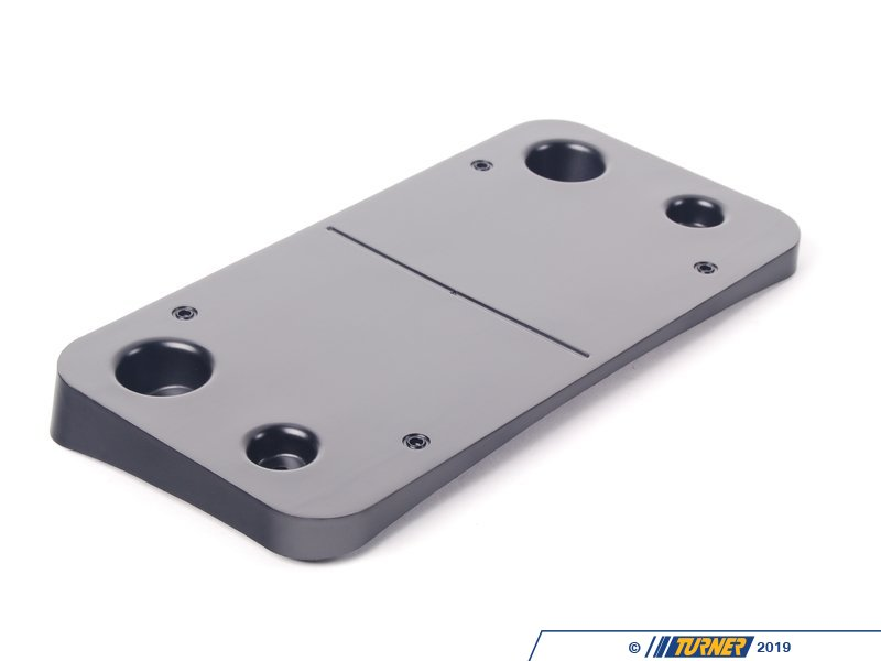 T#13683 - 51118041503 - Genuine BMW Licence Plate Base Primed - 51118041503 - E85 - Genuine BMW -