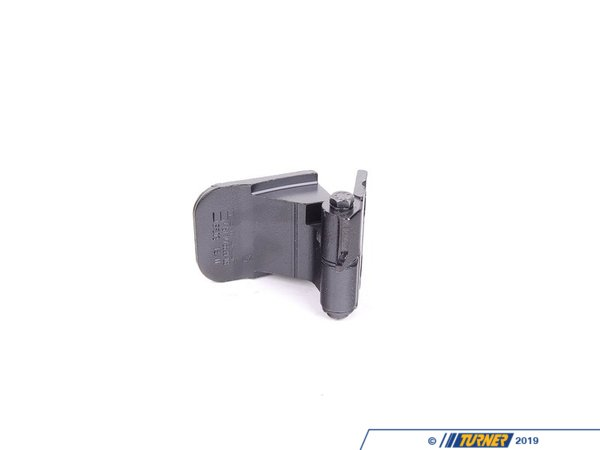 T#68573 - 41007040187 - Genuine MINI Left Upper Front Door Hinge - 41007040187 - Genuine MINI -