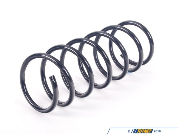 T#54912 - 31331133336 - Genuine BMW Coil Spring - 31331133336 - E34 - Genuine BMW -
