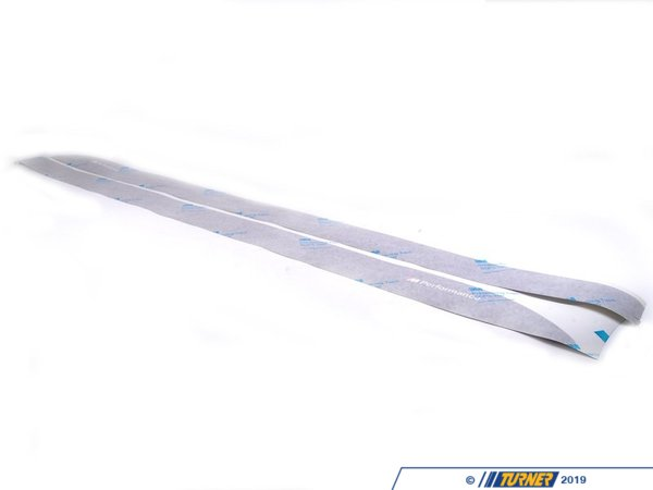 T#80927 - 51142240803 - Genuine BMW Film Strip For Rocker Panel - 51142240803 - Genuine BMW -