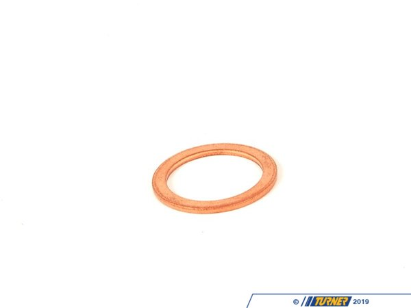 T#51351 - 24111219750 - Genuine BMW Gasket Ring - 24111219750 - E34,E36,E39 - Genuine BMW -