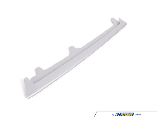 T#76493 - 51117198904 - Genuine BMW Finisher, Rod, Right Alu Matt - 51117198904 - E90 - Genuine BMW -