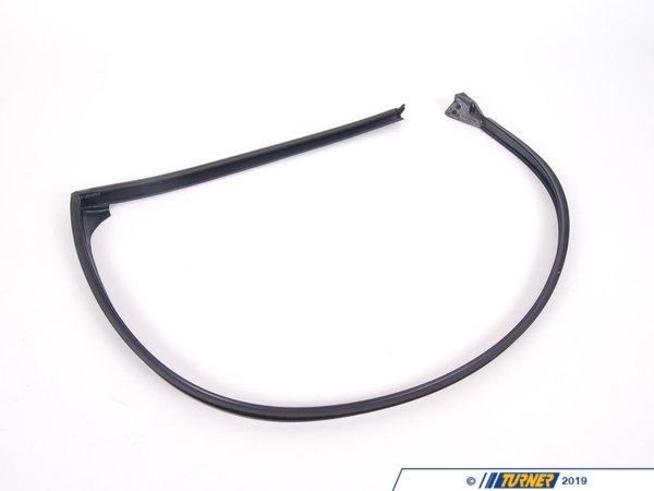 T#90005 - 51220402748 - Genuine BMW Right Rear Seal.Betw.Door A.Roof Frame - 51220402748 - E39 - Genuine BMW -