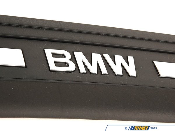 T#9945 - 51478178120 - Genuine BMW Front Right Entrance Cover Schwarz - 51478178120 - E39 - Genuine BMW Front Right Entrance Cover - SchwarzThis item fits the following BMW Chassis:E39 - Genuine BMW -