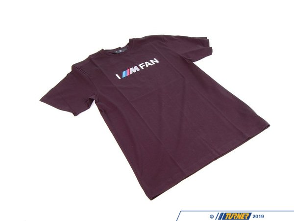 T#182270 - 80142344018 - Genuine BMW Motorsport T-shirt, Ladi - 80142344018 - Black, M - Genuine BMW -