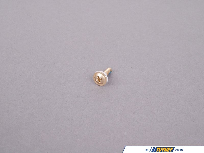 T#89013 - 51217016951 - Genuine BMW Fillister Head Screw - 51217016951 - E53 - Genuine BMW -