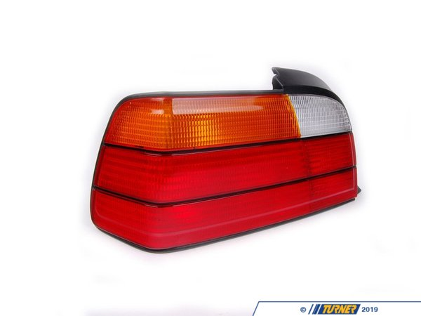 T#22051 - 63218353285 - Genuine BMW Left Tail Light With Rear Fo - 63218353285 - Genuine BMW -