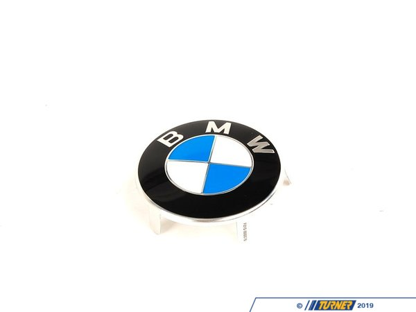 T#32136 - 11147788967 - Genuine BMW Emblem - 11147788967 - Genuine BMW -