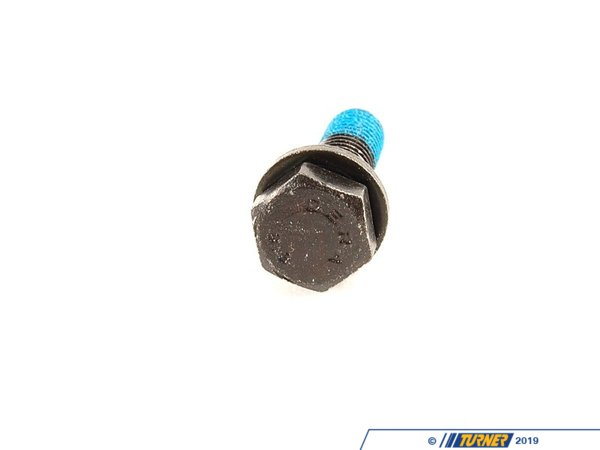 T#32086 - 11141744147 - Genuine BMW Hex Bolt With Washer - 11141744147 - Genuine BMW -