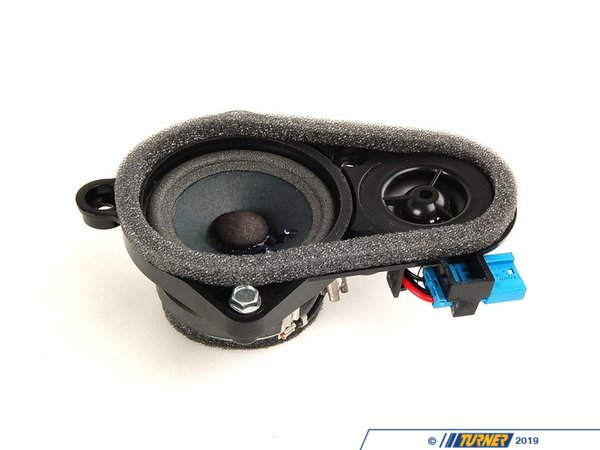 T#14156 - 65138374698 - Tweeter/ Mid-range Speaker for Harman Kardon - E46 Coupe & Convertbile - Genuine BMW - BMW