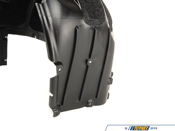 T#117202 - 51717033750 - Genuine BMW Cover, Wheel Housing, Front - 51717033750 - Genuine BMW -