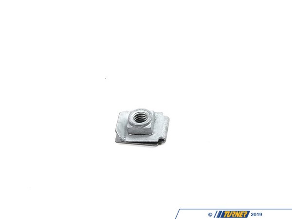 T#29416 - 07146987781 - Genuine BMW C-clip Nut - 07146987781 - Genuine BMW -