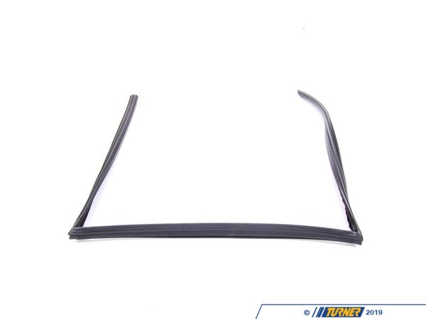 T#93564 - 51341889008 - Right Rear Window Guide - E28 528e, 533i, 535i, M5 - Genuine BMW - BMW