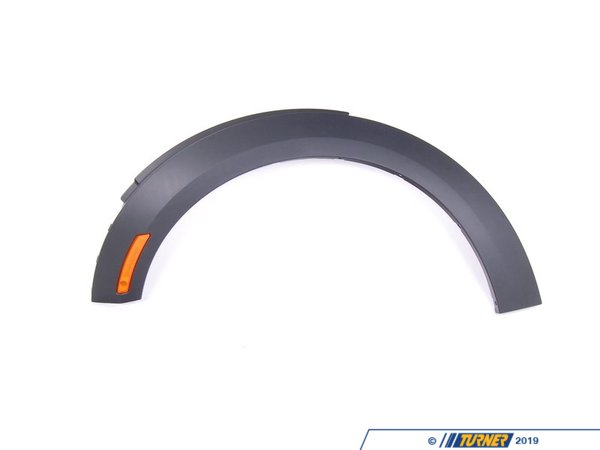 T#120075 - 51779801881 - Genuine MINI Cover, Wheel Arch, Front Lef - 51779801881 - Genuine Mini -