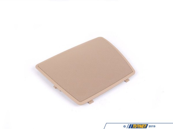 T#109431 - 51467139343 - Genuine BMW Cover Loudspeaker Beige - 51467139343 - E90 - Genuine BMW -