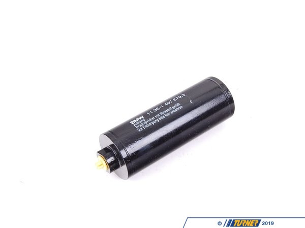 T#34589 - 11361407879 - Genuine BMW Pressure Accumulator - 11361407879 - E39 M5 - Genuine BMW -