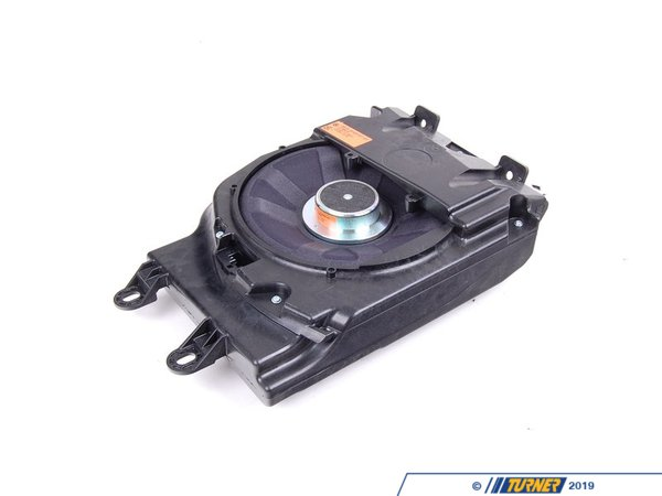 T#153969 - 65139143137 - Genuine BMW Central Bass, Left Top-Hifi-System - 65139143137 - E65 - Genuine BMW -
