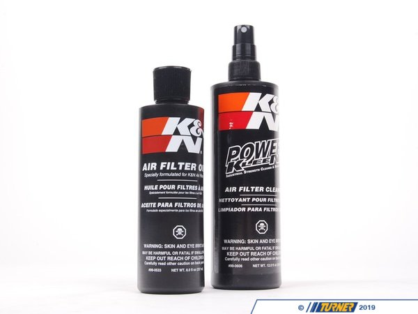 K&N K&N Air Filter Squeezable Recharge Kit 99-5050