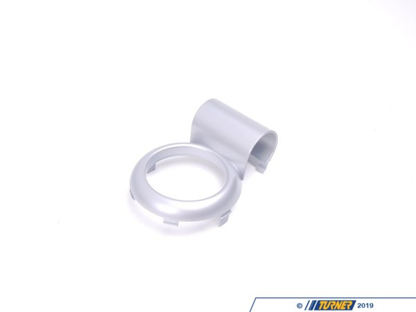 T#82712 - 51166958355 - Genuine Mini Trim Ring, Parking Brake Con - 51166958355 - Genuine Mini -