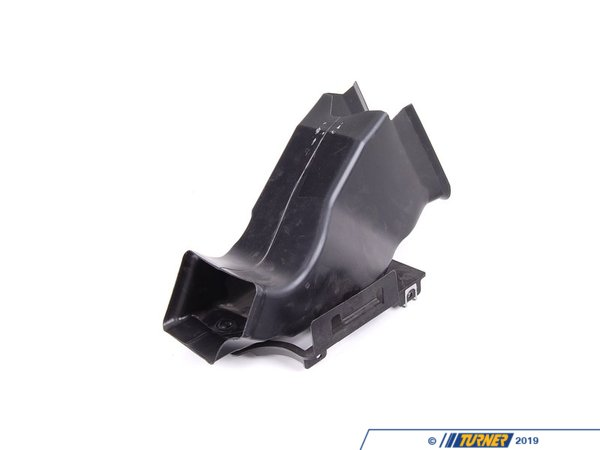 T#117960 - 51717894706 - Genuine BMW Air Duct Front Right - M - 51717894706 - E46 - Genuine BMW -