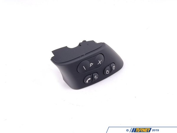 T#142883 - 61318375240 - Genuine BMW Radio/Telephone Switch - 61318375240 - E46 - Genuine BMW -