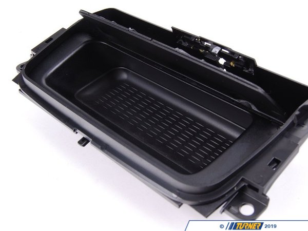 Genuine BMW Center Console Storage Tray - E90, E92, E93 51167132376