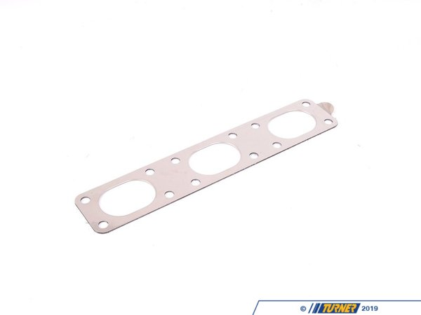 T#3809 - 11621744252 - Exhaust Manifold Gasket - M52 & S52 Engines - This exhaust manifold gasket fits 2.8 and 3.2 liter engines, as came on all 1996-1999 M3, 328i/is & 323is (E36), 1997-2000 528i (E39), and Z3 2.8 liter. These are sold individually, and 2 are required for each car. - Victor Reinz - BMW
