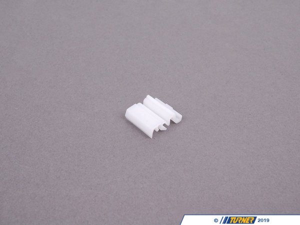 T#80357 - 51138174893 - Genuine BMW Clamp Weiss - 51138174893 - E39,E39 M5 - Genuine BMW -