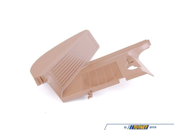 T#104654 - 51438173559 - Genuine BMW Lateral Trim Panel Front Left Beige - 51438173559 - E36 - Genuine BMW -