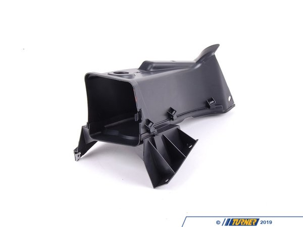 T#118714 - 51718402425 - Genuine BMW Front Left Brake Air Duct - 51718402425 - E53 - Genuine BMW -