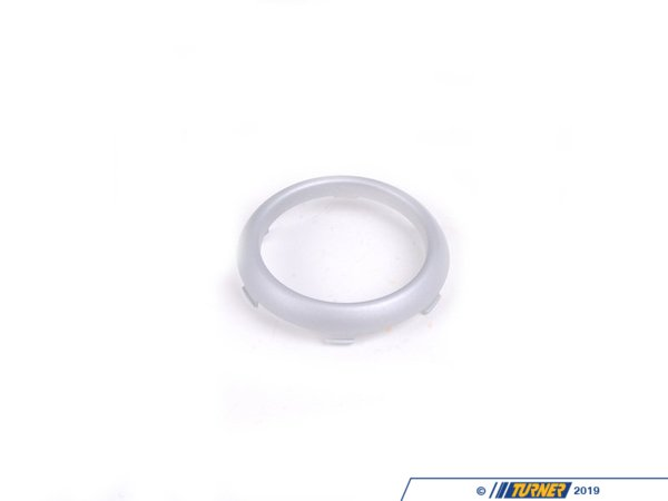 T#83638 - 51167132798 - Genuine MINI Trim Ring, Parking Brake Con - 51167132798 - Genuine MINI -