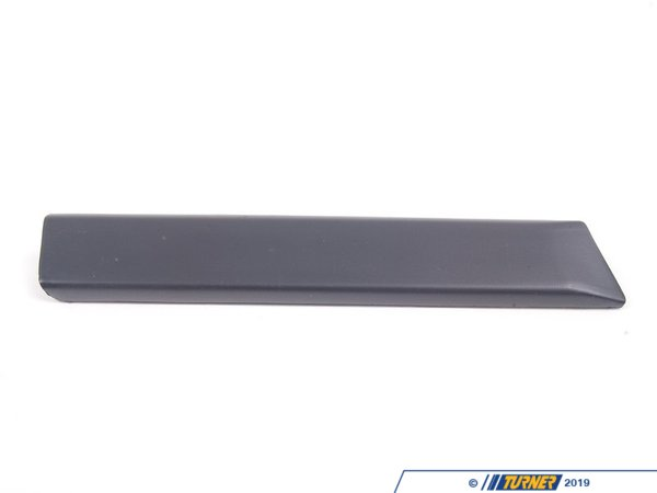 T#8733 - 51138159293 - Genuine BMW Moulding Fender Front Left Schwarz - 51138159293 - E39 - Genuine BMW -