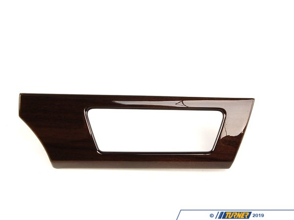 T#108748 - 51459171171 - Genuine BMW Cover, Dashboard, Nutwood, L - 51459171171 - Genuine BMW -