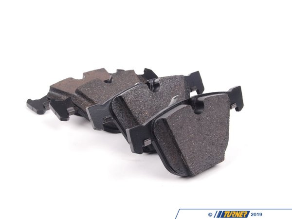 T#23035 - 34216793025 - Genuine BMW Repair Kit, Brake Pads - 34216793025 - Genuine BMW Repair Kit, Brake Pads Asbestos-Free - This item fits the following BMW Chassis:F01,F02 - Genuine BMW -