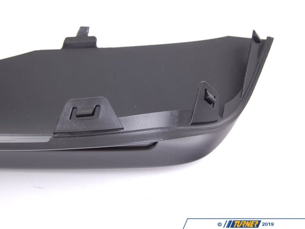 T#8489 - 51123417077 - Genuine BMW Diffusor M - 51123417077 - E83 - Genuine BMW -