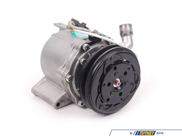 Genuine BMW Genuine BMW Remanufactured Air Conditioning Compressor R134A - 64528385712 64528385712