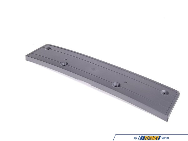 T#75842 - 51113400913 - Genuine BMW Licence Plate Base - 51113400913 - E83 - Genuine BMW -