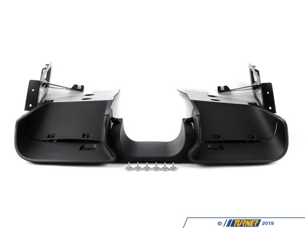 51747330558 Genuine MINI JCW GP2 Rear Center Diffuser