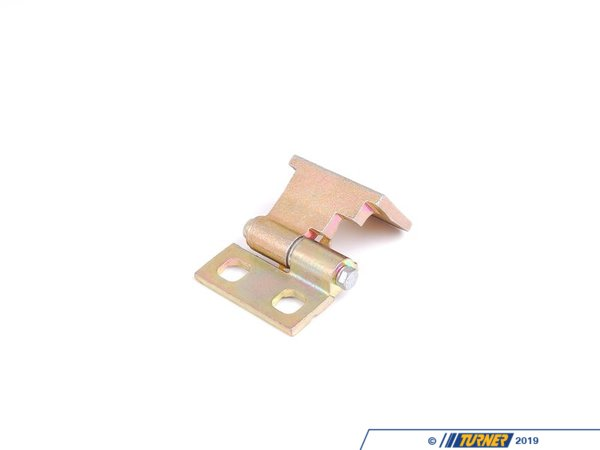 T#73602 - 41518240082 - Genuine BMW Right Lower Front Door Hinge - 41518240082 - E46,E46 M3 - Genuine BMW -